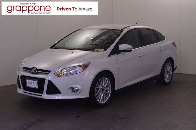 Certified Used Ford Focus SEL