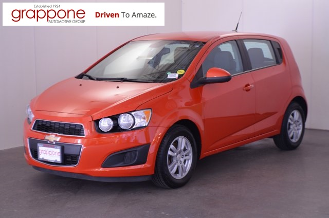 Used Chevrolet Sonic 1LS