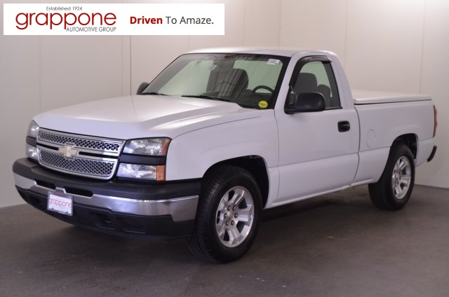 Used Chevrolet Silverado 1500 Work Truck