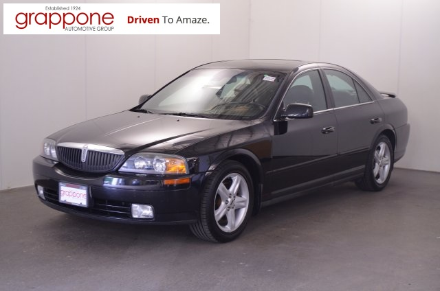 Used Lincoln LS V8