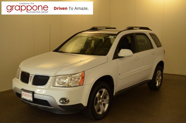 Used Pontiac Torrent Base