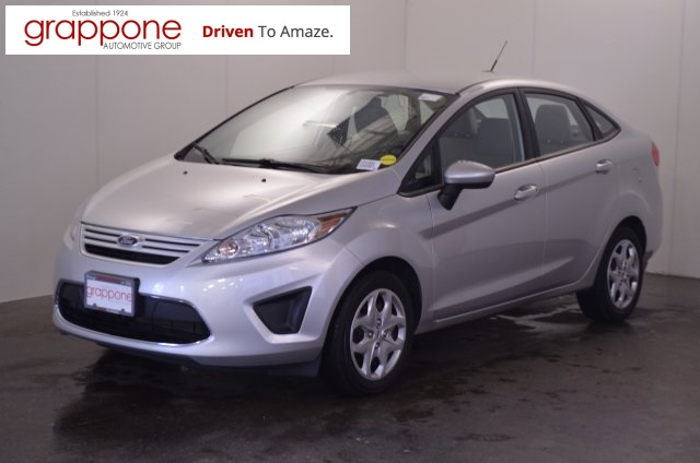 Certified Used Ford Fiesta S
