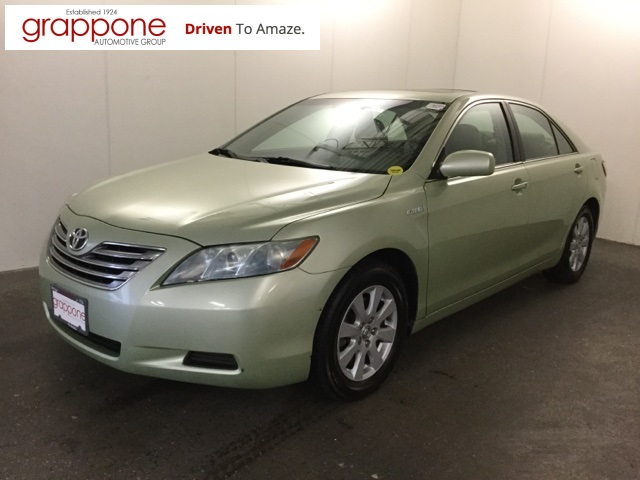 pre owned 2007 toyota camry hybrid 4d sedan in bow di state fd0088a grappone auto group. Black Bedroom Furniture Sets. Home Design Ideas