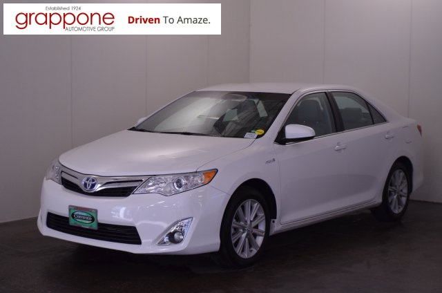 Certified Used Toyota Camry Hybrid XLE