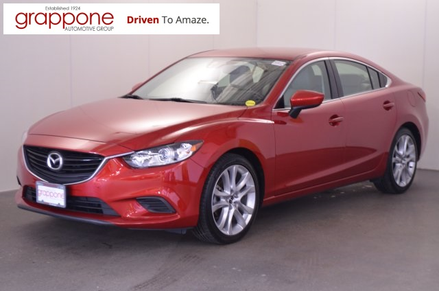Certified Used Mazda Mazda6 i Touring