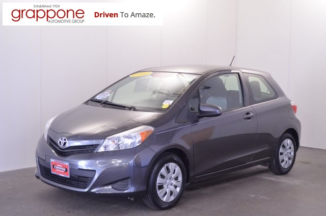 Certified Used Toyota Yaris L