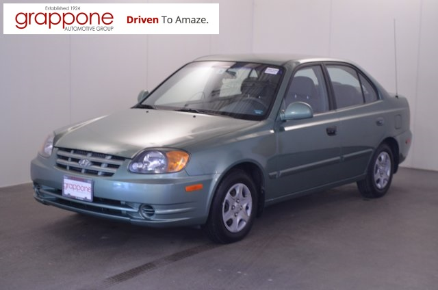 Used Hyundai Accent GL