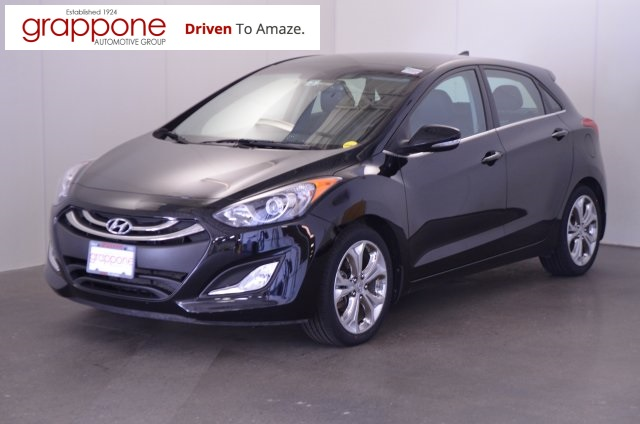 Certified Used Hyundai Elantra GT Base
