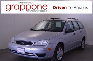 Pre-Owned 2006 Ford Focus ZXW