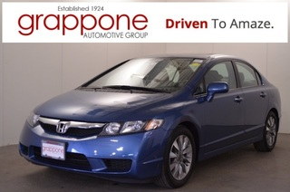 Certified Pre-Owned 2011 Honda Civic EX