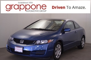 Certified Pre-Owned 2011 Honda Civic LX