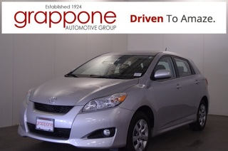 Certified Used Toyota Matrix S