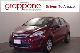 Certified Pre-Owned 2011 Ford Fiesta SE