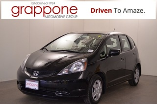 Certified Used Honda Fit Base