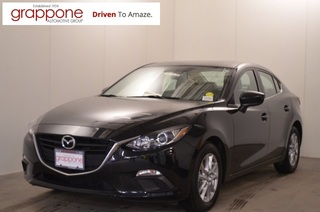 Certified Used Mazda Mazda3 Moon-roof, NAV, Backup Camera, Leather Grand Touring