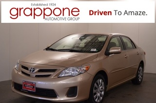 Certified Pre-Owned 2012 Toyota Corolla LE