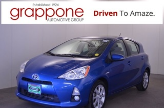 Certified Pre-Owned 2012 Toyota Prius c Four