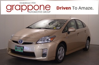 Certified Pre-Owned 2011 Toyota Prius